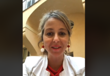 ministra Giulia Grillo registra un video messaggio su Facebook su farmacie e parafarmacie