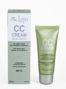 Lepo CC Cream - Color Control_PEDRINI