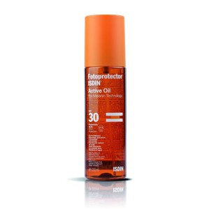 BFotoprotector ISDIN Active Oil