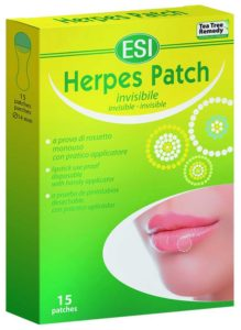 Herpes patch Esi