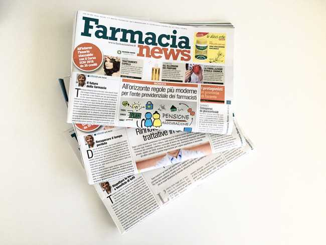Farmacia news 2018 cosmofarma